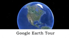 Google Earth Tour of The Barefoot Bandit